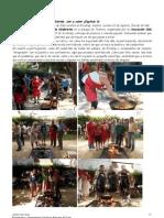 Calderetas en Ezcaray, 2011-2012. Fiestas de San Lorenzo.