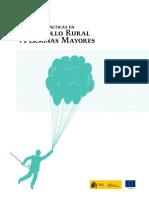 Buenas Prácticas en Desarrollo Rural y Personas Mayores