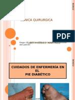 CUIDADOS DE ENFERMERÍA EN EL