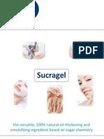 Sucragel Brochure 2012