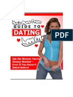 Free Guide to Dating.....  FIND your girl