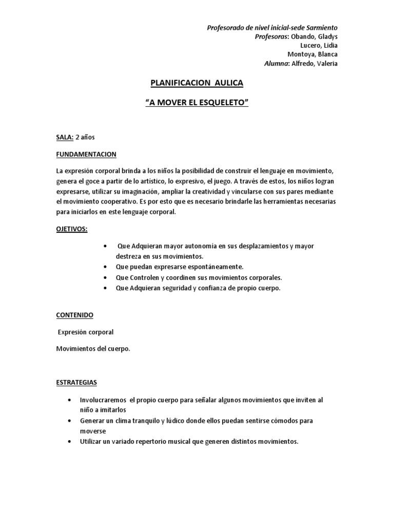 Planificacion para jardin maternal sala de 3 for Adaptacion jardin maternal