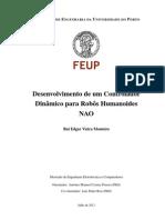 Controlador Dinâmico para Robôs Humanoides NAO