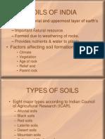Soil in India