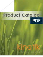 Kinetik Technologies Product Guide