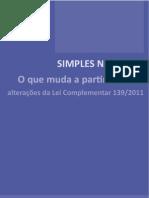 Simples Nacional - O Que Muda a Partir de 2012