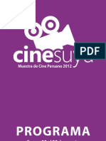 Cinesuyu 2012