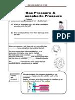 3.3 Atmospheric and Gas Pressure 2012