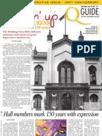 Flushing Town Hall 150th Anniversary Commemorative QGuide