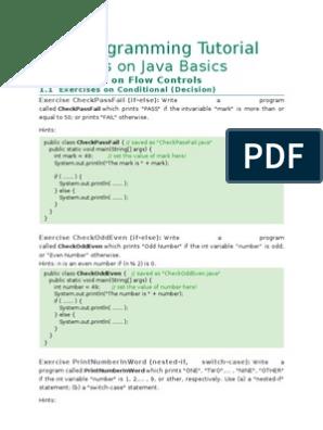 Java Programming Tutorial | Prime Number | Command Line