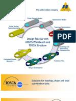 Fedesign Tosca Brochure