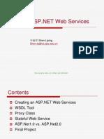 ASP.net&WebServices