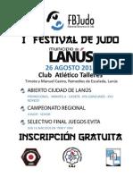 Reglamento Festival Judo Lanus (1)