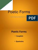 Poetic_Forms Couplets Quatrains 2012