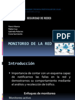Monitoreo de Red4