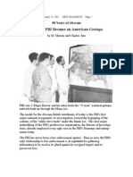 How the FBI Became an American Gestapo