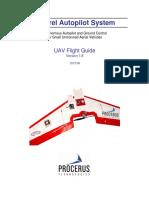 UAV Flight Guide
