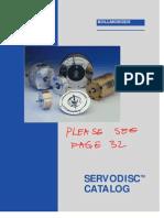Kollmorgen ServoDisc Catalog