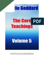 Neville Goddard PDF - Core Teachings 5