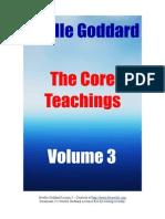 Neville Goddard PDF - Core Teachings 3