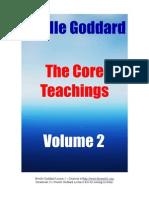 Neville Goddard PDF - Core Teachings 2