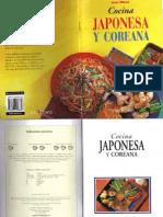 Wilson Anne - Cocina Japonesa Y Coreana