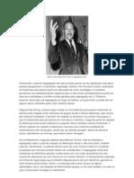 Martin Luther King lutava contra a segregação racial
