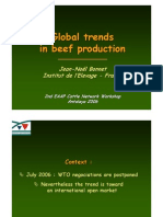 Global Beef Production Trends