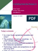 COP14 Briefing