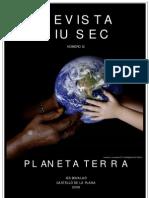 Revista Riu Sec n.12 Planeta Terra. 2008