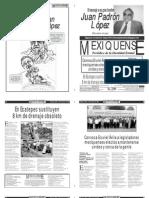 Versión impresa del periódico El mexiquense 17  agosto 2012