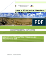 Actualizarea SDR Centru_Iulian Ungureanu