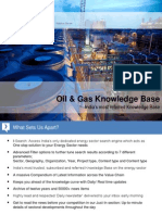 Oil Gas KB Presentation