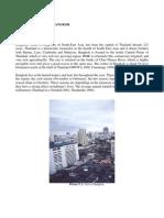 Case Study of Bangkok