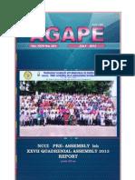 Agape - July, 2012