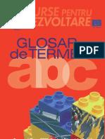 Project Management - Glosar_de_termeni