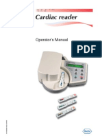 Cardiac Reader Operator Manual