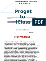 Progetto iClass Fucecchio
