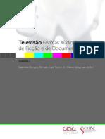 Televisão Formas Audiovisuais de Ficção e Documentário