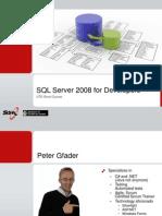 SQL Server Database Mirroring Concept