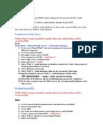 Event Report Configuration