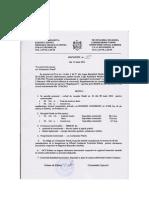 Dispoziţiile primarului nr. 156-236 a. 2012
