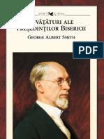 George Albert Smith.