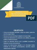 Presentación Programa Grupo de Estudio Psicología Positiva