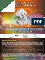 Programa Seminario Fundraising 2012