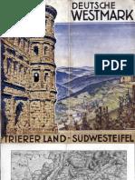 Landesverkehrsverband Rheinland - Deutsche Westmark (20 S., Scan)