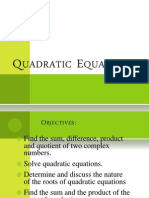 Group6Chapter6Quadratic Equations
