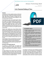 An Integrated Approach for Transient Rolling of Tires 2003