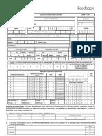 Cuestionario UDP 2012