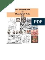 1971 India Pakistan War